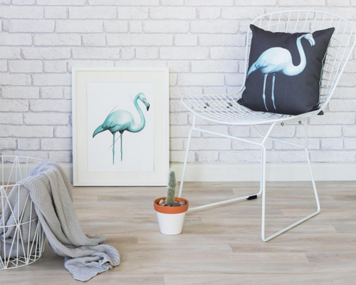 Millie Archer Flamingo Collection