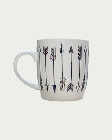 Be The Arrow Mugs Feature-Image