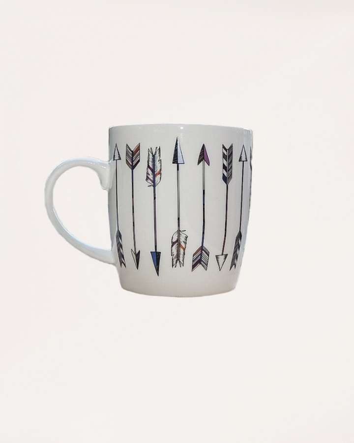 Be The Arrow Mugs Millie-Archer