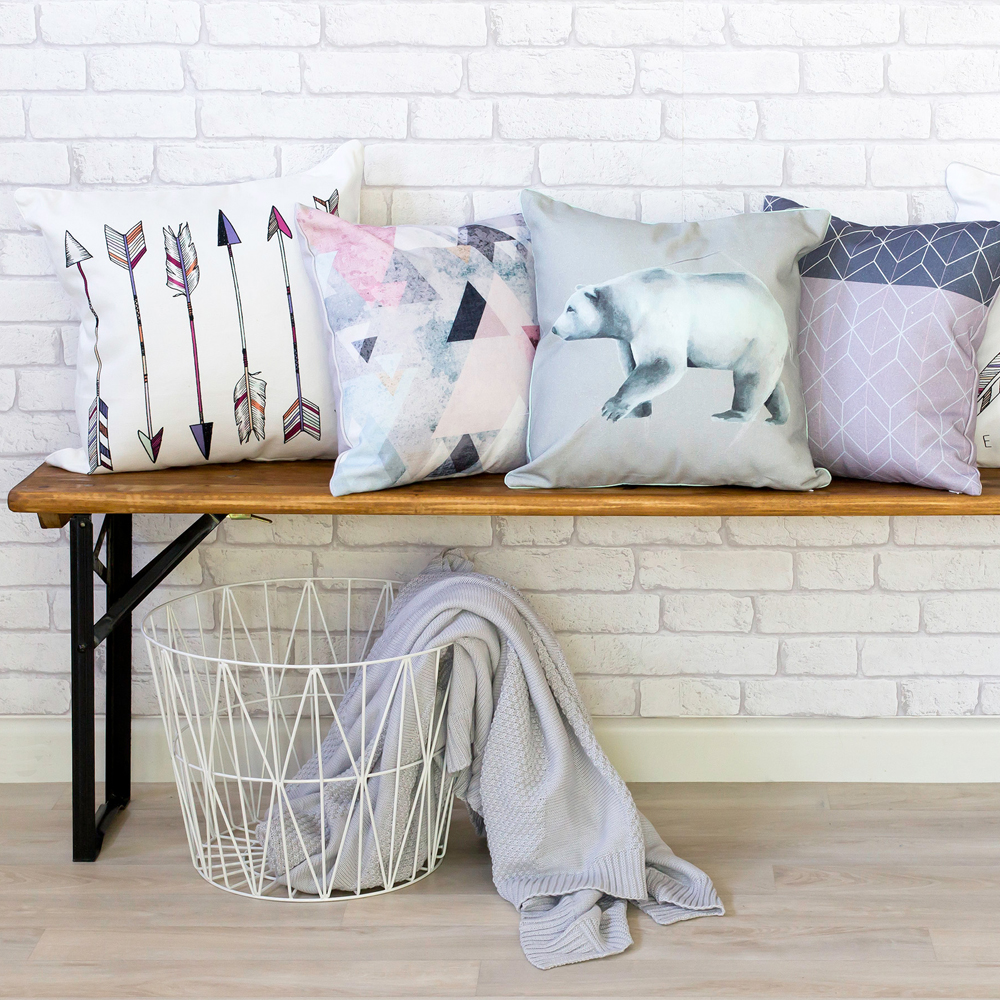 Cushions Styling Millie Archer