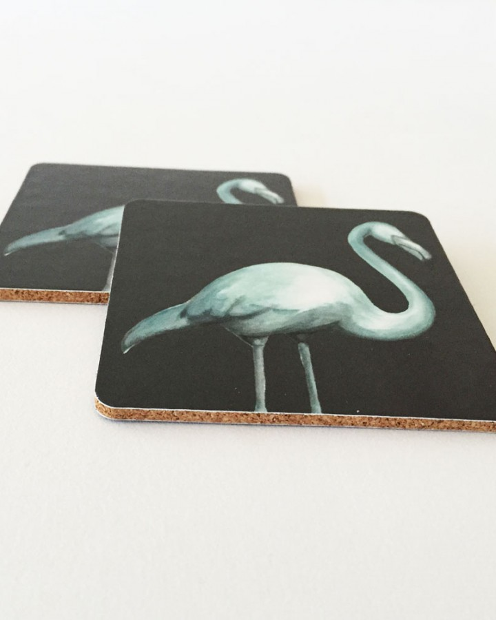 DarkFlamingo Coasters 2 Millie-Archer