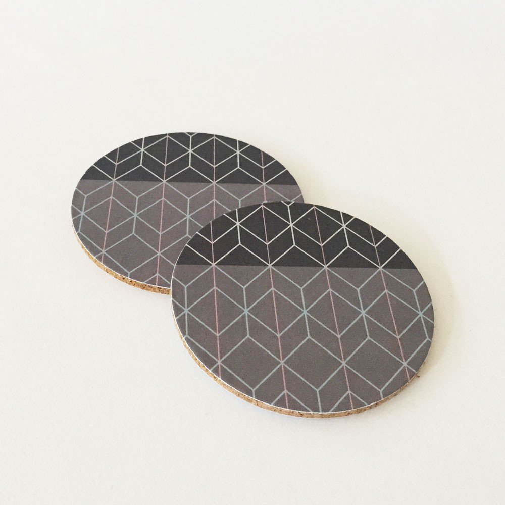Cork Coasters Millie Archer