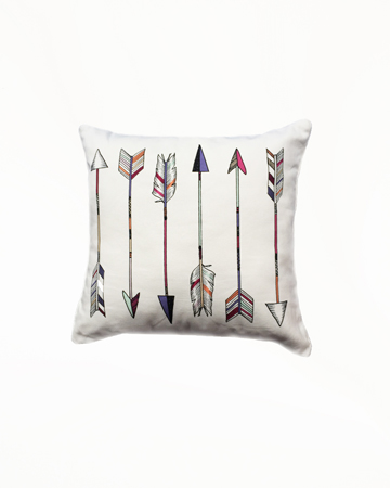Millie Archer Be The Arrow Multi Cushion