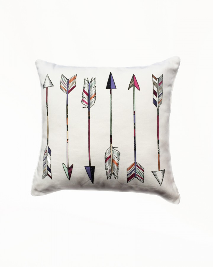 Be The Arrow Multi Cushion Millie Archer