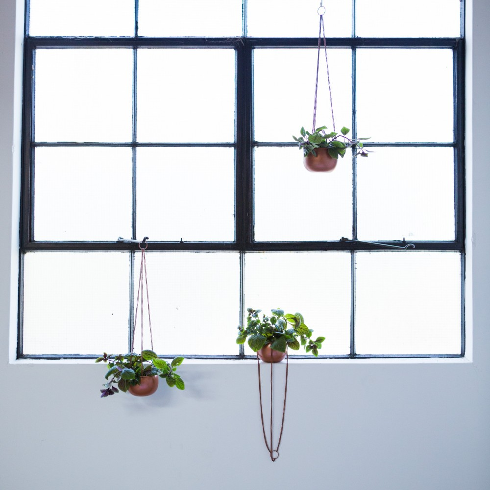 Millie Archer Hanging Planter Trio