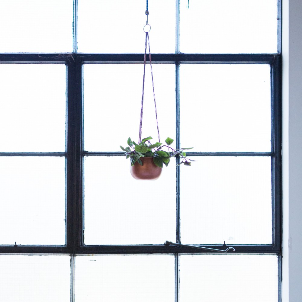 Millie Archer Hanging Planter single