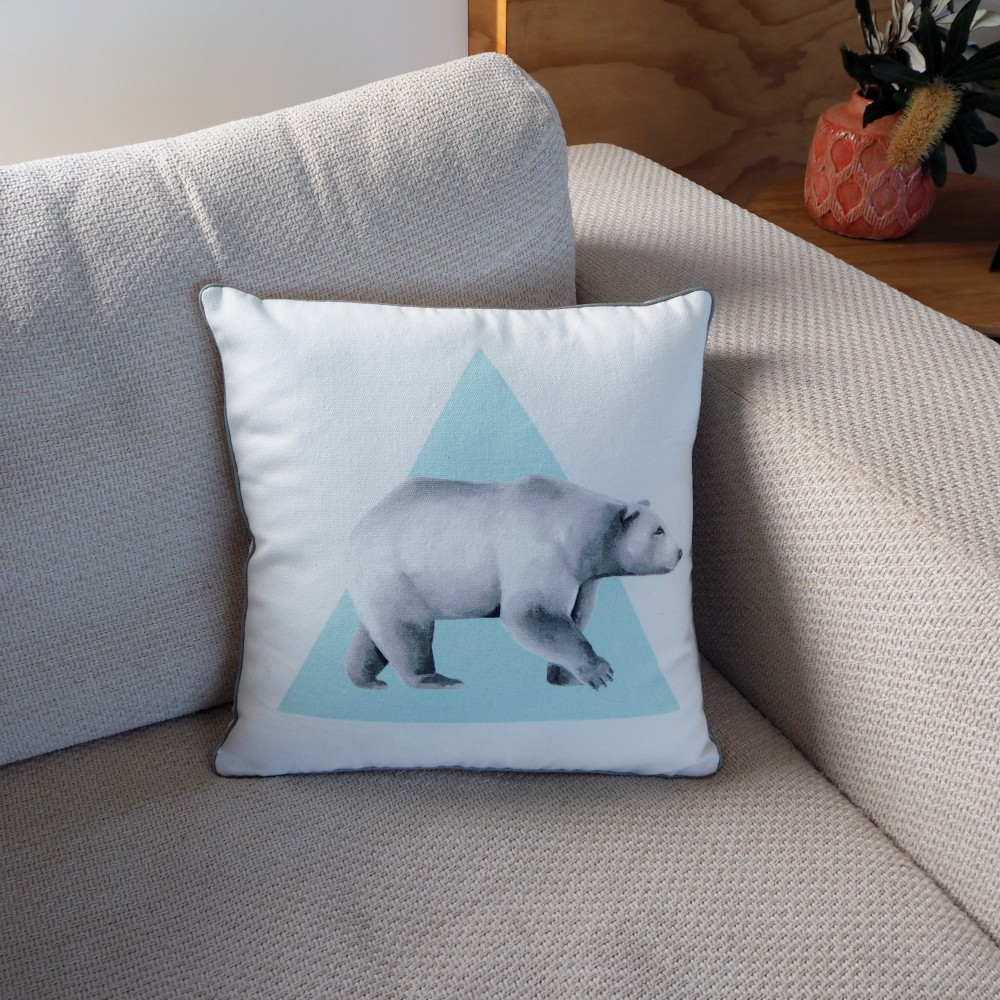 Triangle Bear Couch Corner Millie Archer